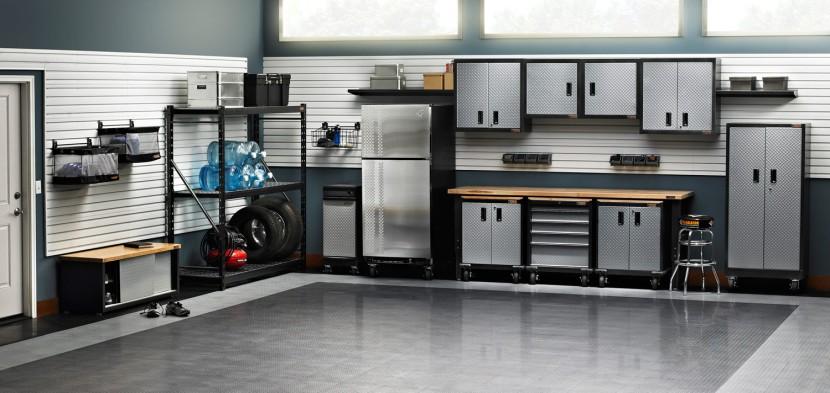 Aménager son garage pour gagner del'espace