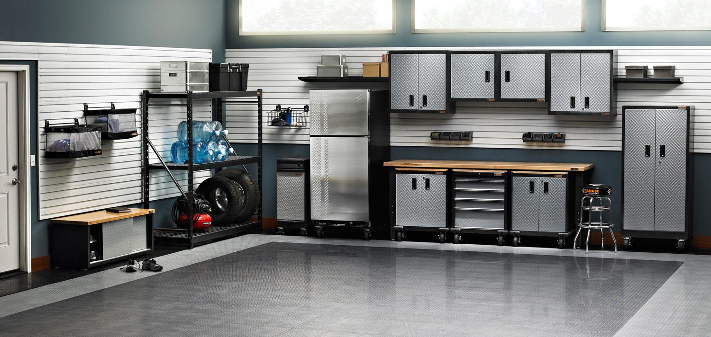 Genial Aménager Son Garage Pour Gagner De Lu0027espace Inspirations De Conception