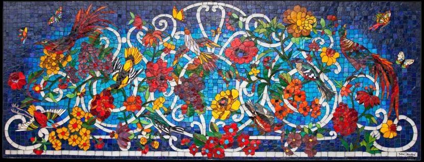 Les mosaïques pour décorer votreintérieur
